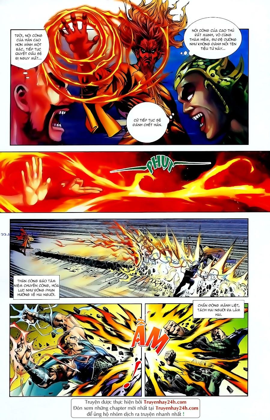 Cơ Phát Khai Chu Bản chapter 97 trang 16