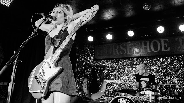 Charly Bliss at The Legendary Horseshoe Tavern on November 28, 2018 Photo by John Ordean at One In Ten Words oneintenwords.com toronto indie alternative live music blog concert photography pictures photos nikon d750 camera yyz photographer