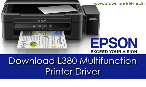How To Download A Printer Driver From Epson