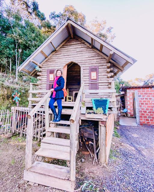 Parque Casa na Árvore - Bento Gonçalves