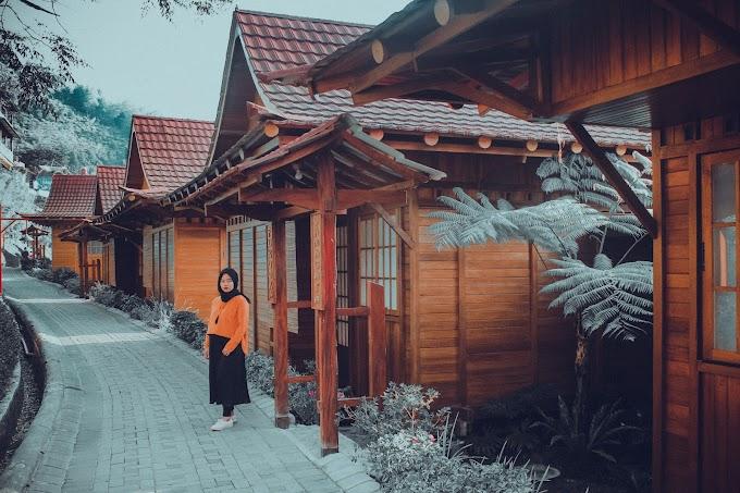 Indahnya Suasana Jepang di The Onsen Hot Spring Resort Songgoriti