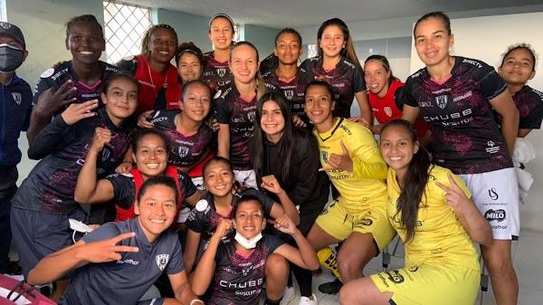 Dragonas IDV en los playoffs de la Superliga Femenina 2021