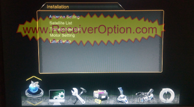 SUPERGOLD SG555 X3 1506G 8MB AUTO ROLL POWERVU KEY NEW SOFTWARE