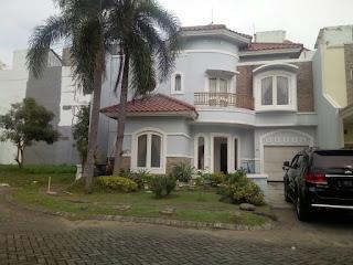 Bukit Darmo Golf Regency Surabaya Timur