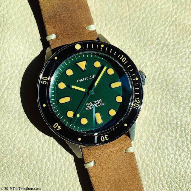 Pancor P03 green