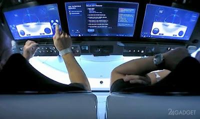 Software yang Digunakan Pesawat Ruang Angkasa SpaceX