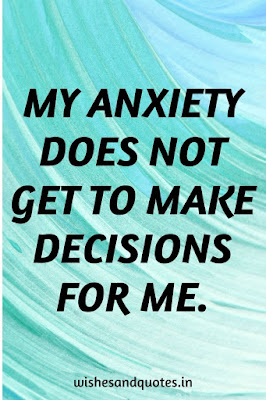 spiritual and positive affirmations for anxiety