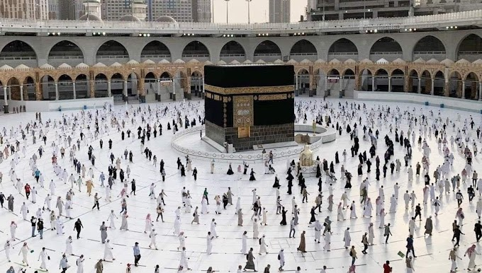 Umrah Protocols issued by the General Presidency