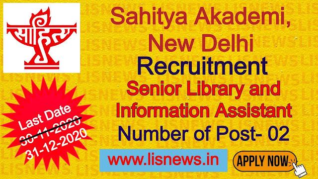 Librarian at Sahitya Akademi