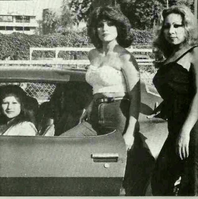 Cholas, las pandillas latinas femeninas de California en los 70 y 80