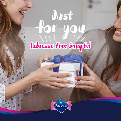 Libresse Malaysia Free Samples Request