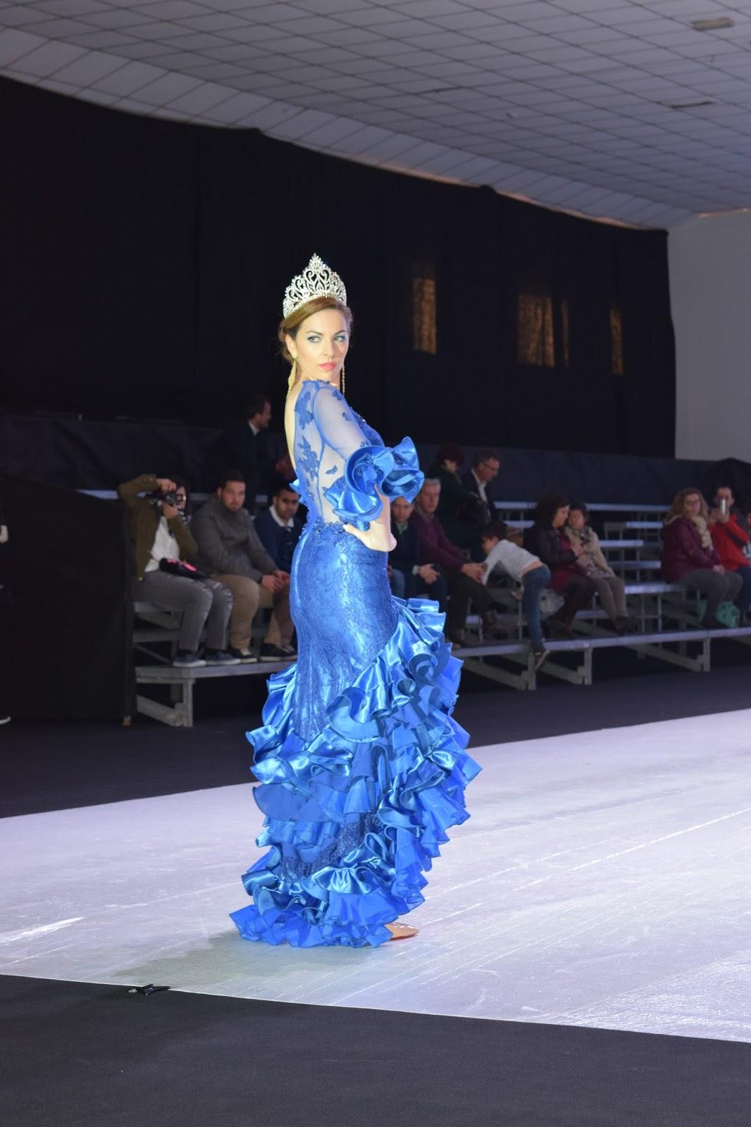 Desfile Rebeca Moda Flamenca tour blogger Fermasa – comotevisto