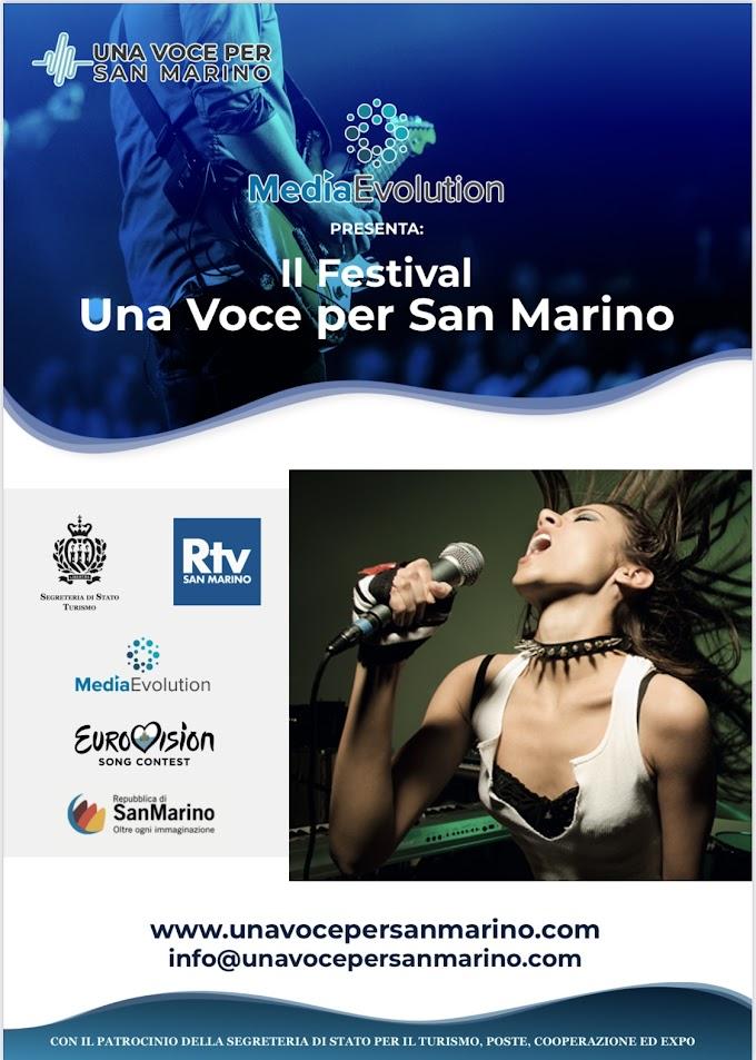 Al via le candidature per 'Una voce per San Marino'