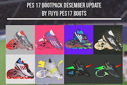 Boots Repack December 2020 UP AIO - PES 2017