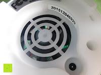 unten: Aiho 50ml USB Auto Aroma Diffuser Mini AD-P3 Aromatherapie Ätherische Öl Ultraschall Luftbefeuchter Humidifier