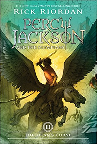 Rick Riordan - Percy Jackson & the Olympians - The Titan's Curse