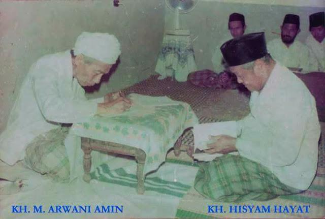 KH Arwani Amin, Pergi ke Madinah dalam Sekejap