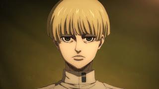 Hellominju.com: 進撃の巨人アニメ第4期『イェレナ』 | Attack on Titan | Yelena  | Hello Anime !