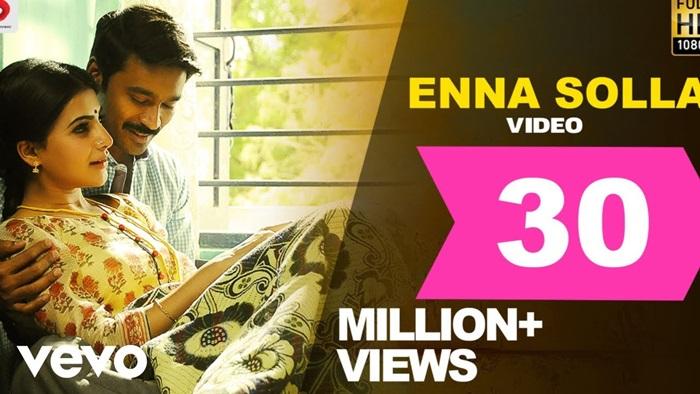 Enna Solla Video Song Download Thangamagan 2015 Tamil