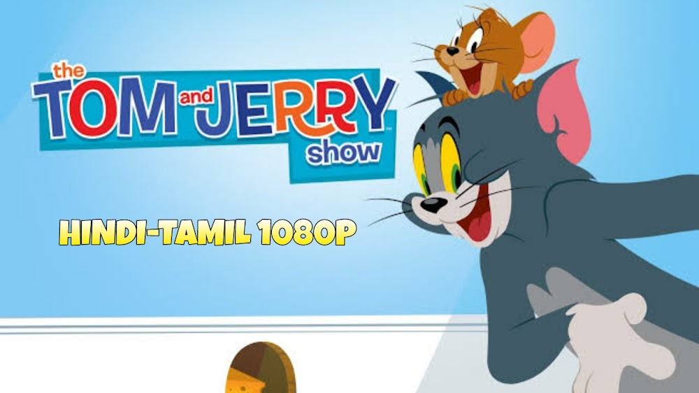 The Tom and Jerry Show (2014) Season 4 Hindi-Tamil Episodes 1080p WEB-DL Download