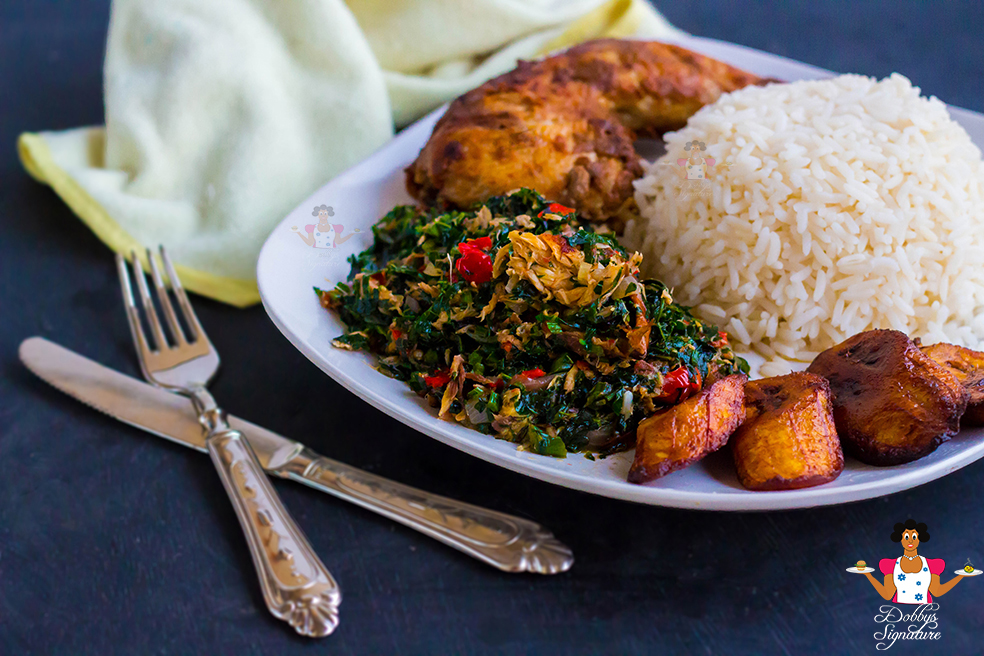 Dobbys signature nigerian food blog i nigerian food for Rice dishes with fish