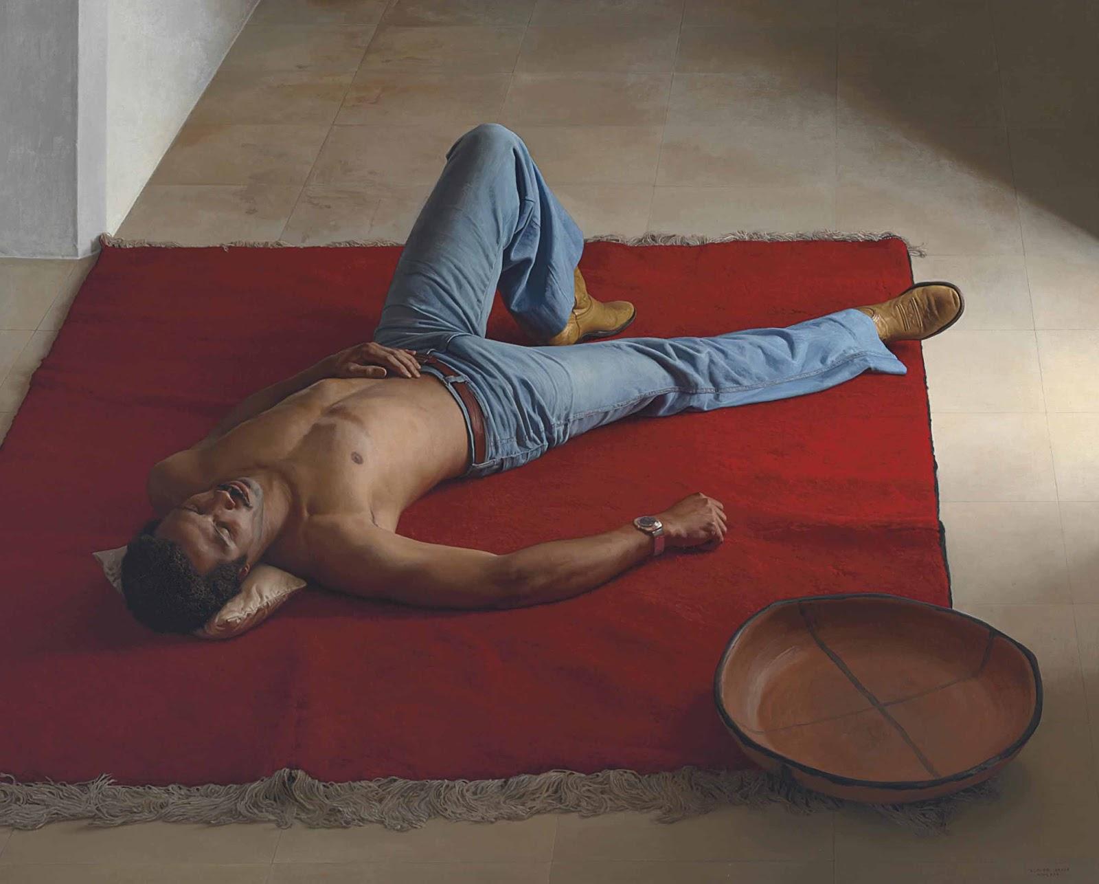 Claudio  ravo Camus Red Carpet