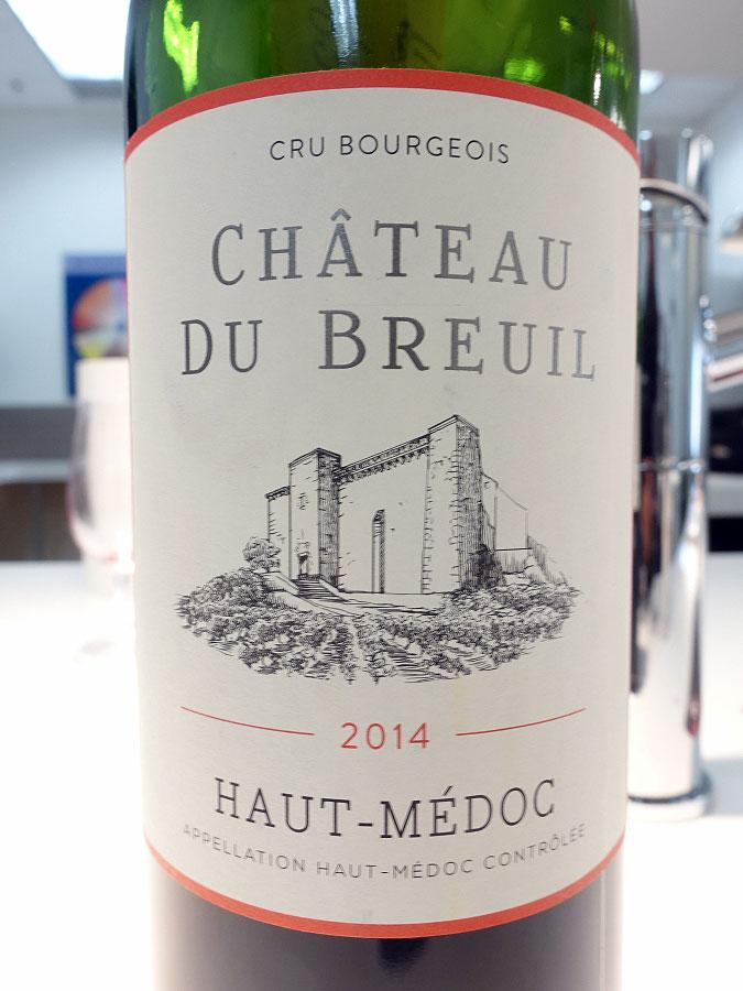 Château du Breuil 2014 (90 pts)