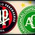 Jogo Chapecoense x Atlético-PR ao vivo online 05/10/2016