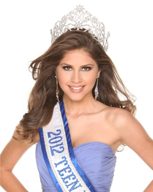 Fotos da alagoana eleita miss teen world