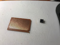 Perf Board and chip mount