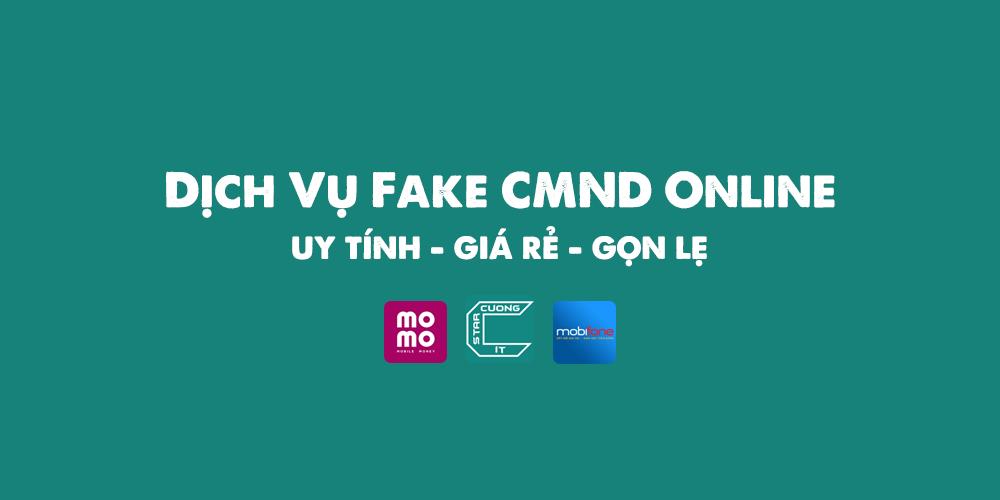 Dịch Vụ Fake CMND Online - Mua PSD chứng minh nhân dân chuẩn
