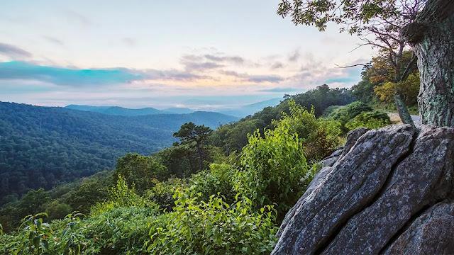 1- Shenandoah National Park, Virginia