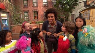 Rhymes with Mando, Elmo, Abby Cadabby, Rosita, Armando, Mando, Sesame Street Episode 4404 Latino Festival season 44