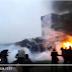 "BREAKING VIDEO: Muslim rioters chant ""Allah Akbar"" as they burn down Paris suburb SOURCE: GateStone Europe"
