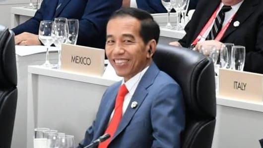 Kemlu Tepis Isu Jokowi Hanya Pidato 1 Menit di KTT G20 Jepang