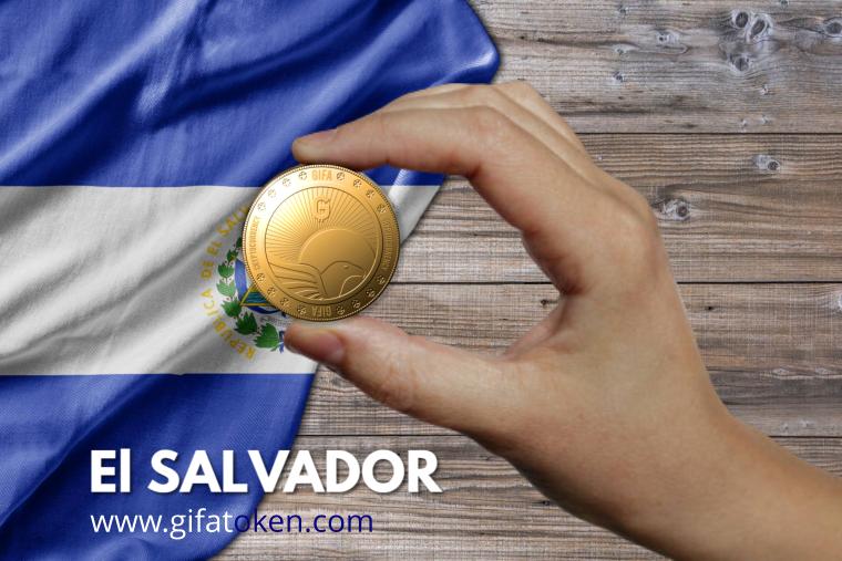 GIFA Token Welcoming Salvadoran Users