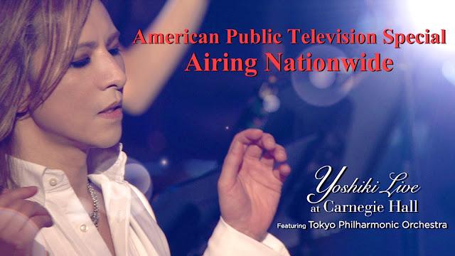 Bintang Rock Legendaris Yoshiki akan Melakukan Live di Carnegie Hall