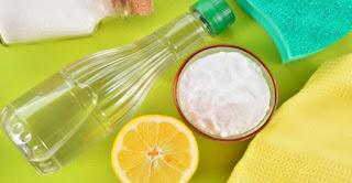 Lemon, Vinegar And Baking Soda Can Transform Your Life Forever