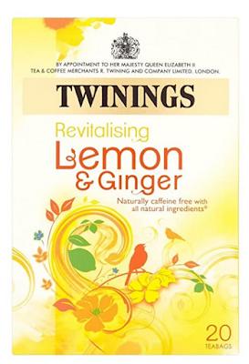 Twinings Lemon & Ginger Tea