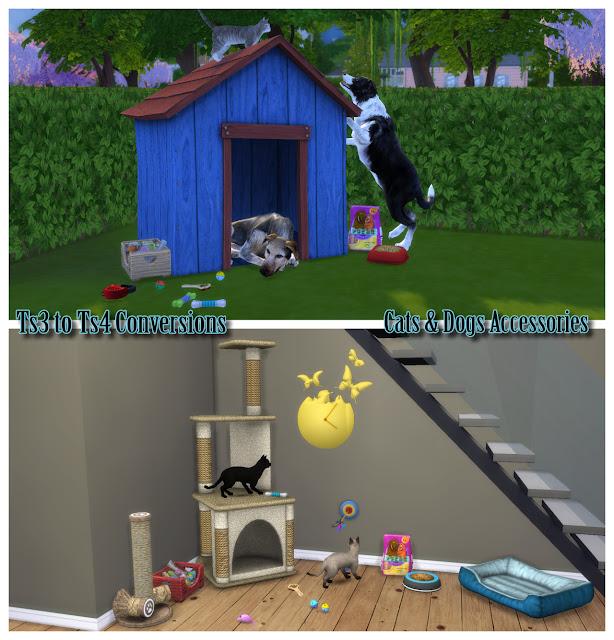 Sims  Cats And Dogs Problems