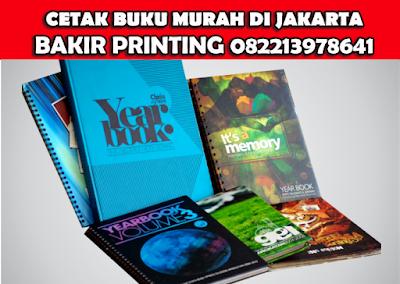 tempat print buku murah di Jakarta