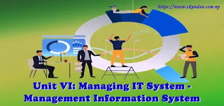 Managing IT System - Management Information System