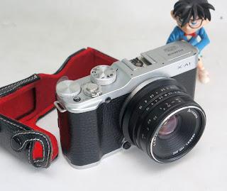 Mirrorless Fujifilm X-A1 Bekas