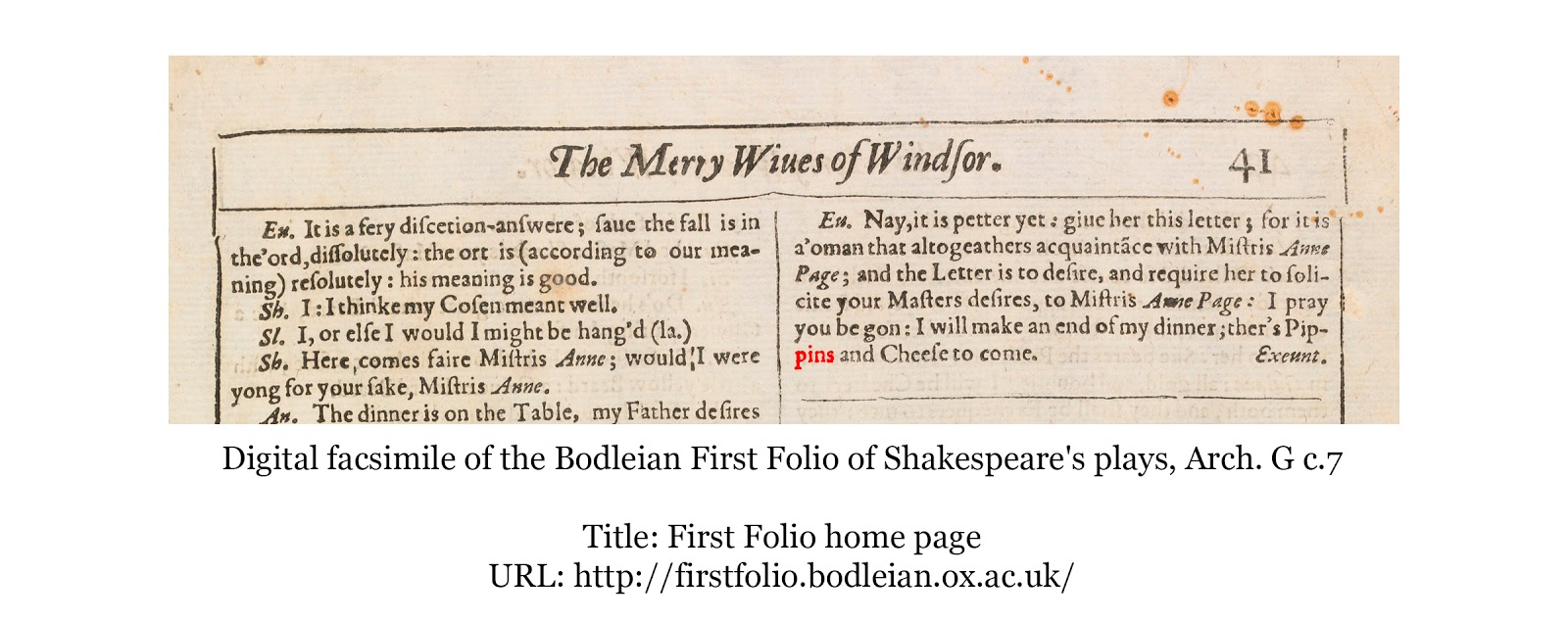 the key to hidden messages in shakespeare s works clue from page 21 of the two gentlemen of verona the word pins is in an odd place as part of a hyphenated word but it is there here it is