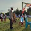 Kapolsek Marbo, Secara Serentak Personil  Giat Pengamanan Sholat Idul Fitri 1442-H