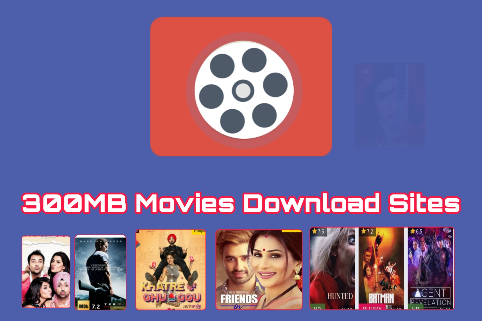Sites to Download 300MB Movies for Free
