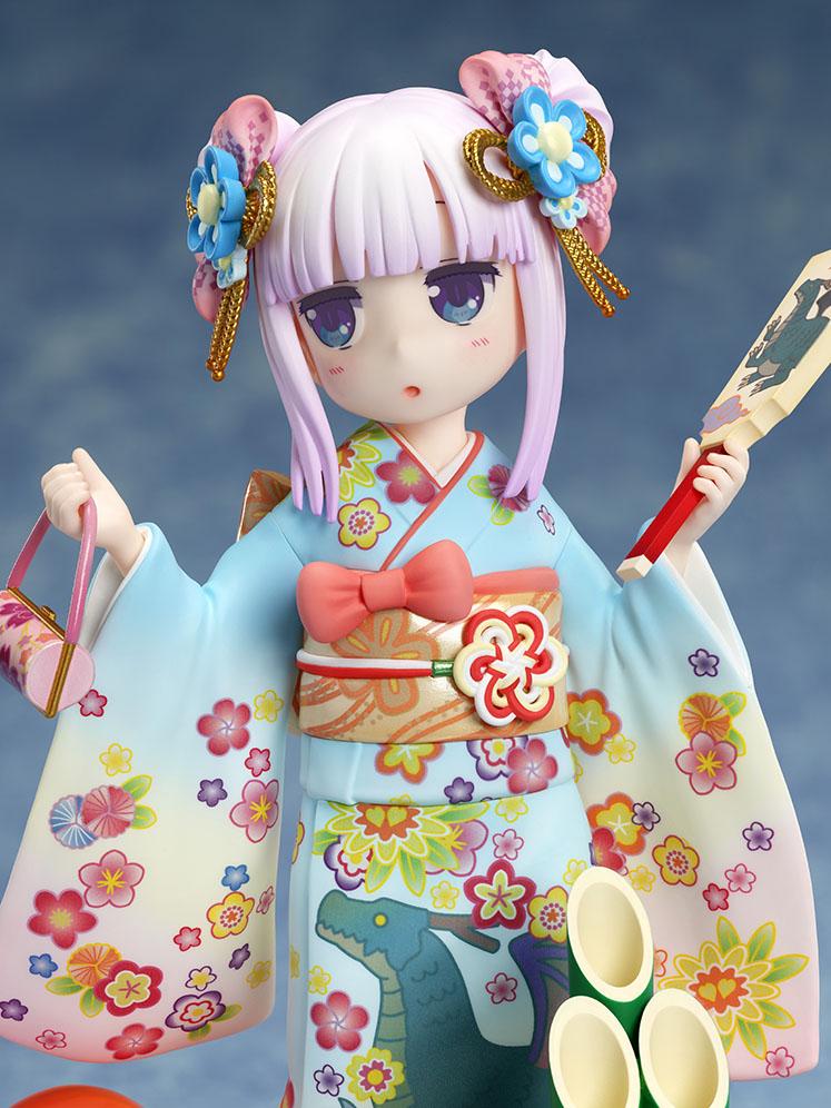 Figuras: Adorable Kanna -Finest Kimono- de Kobayashi-san Chi no Maid Dragon - F:NEX