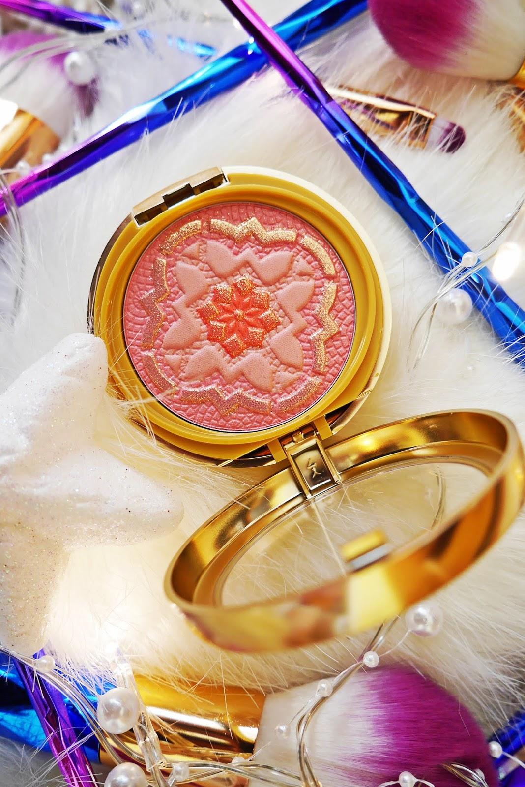 Physicians Formula róż z olejkiem arganowym drogerie hebe blogerka modowa makijażowa beauty