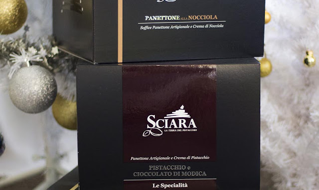 Panettoni artigianali Sciara