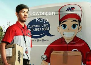 Lowongan Kerja JNE Express Bogor 2021